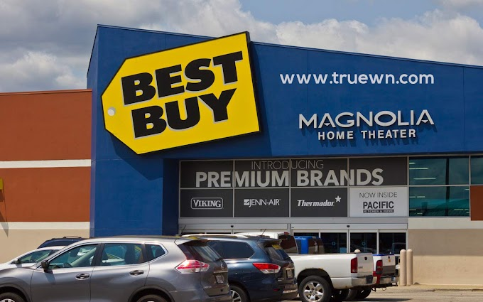 Holiday shopping season kicks off with Best Buy