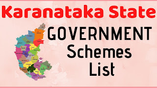 Karnataka State government schemes