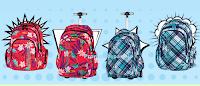 Logo ''In Classe'' con Carrefour: vinci 150 zaini e 200 Trolley Cool Pack