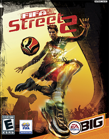 Download FIFA Street 2 PS2 ISO