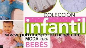 Revista Crochet para Bebés y Niños