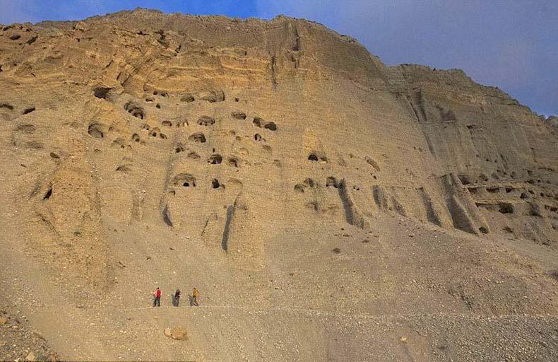 Las cuevas de Mustang | Nepal