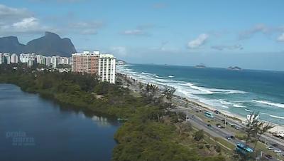 Praias Brasileiras ao vivo