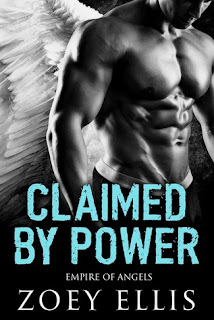 Claimed by Power by Zoey Ellis