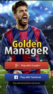 Golden Manager 5 Game Sepakbola Manager di Android untuk Anda Penggila Bola
