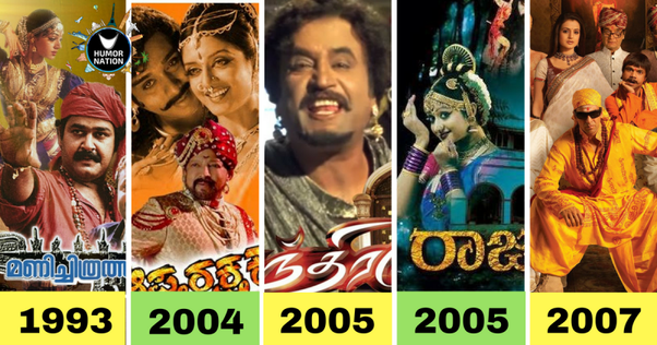 Top 10 Bollywood Movies with the Most Number of Remakes - Knowledge Board