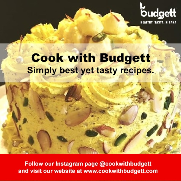 Cook with Budgett