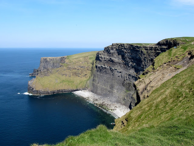 Travel Diary: Cliffs of Moher, Galway, Ireland