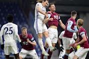 Babak Pertama Burnley vs Leicester City 1-1, Kebobolan Lebih Dulu Menit Ke 4, Dibalas Leicester,