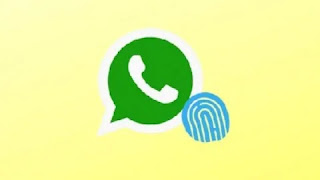 Whats app new update, whats app fingur update