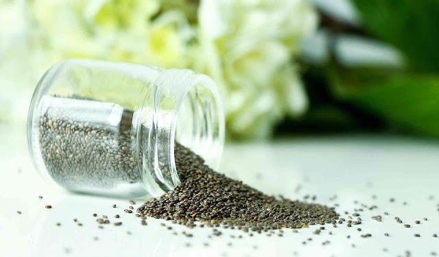 Las milagrosas semillas de chía con sus increíbles propiedades