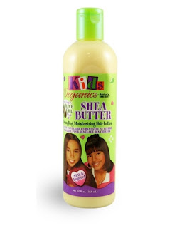 Kids Organics Shea Butter Detangling Moisturizing Hair 355ml