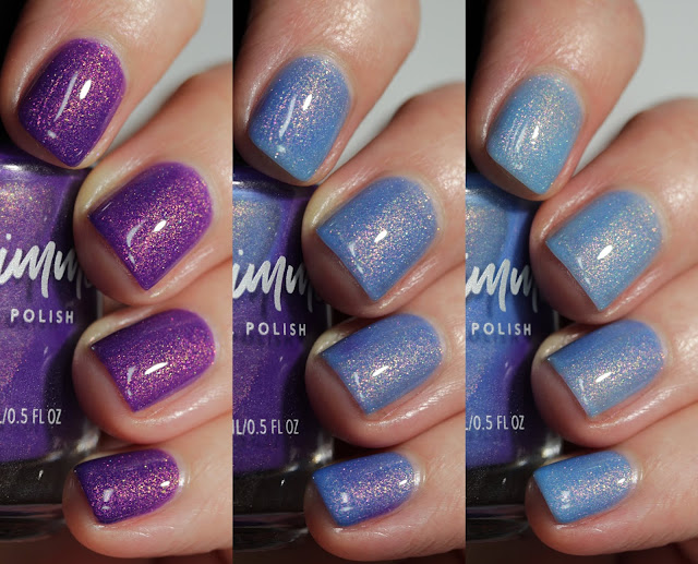 KBShimmer Grow with the Flow swatch by Streets Ahead Style