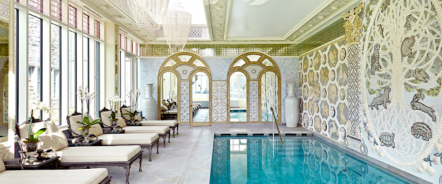 Luxurious Pool Spa Added In 2017