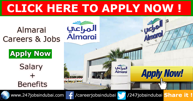 Latest Almarai Jobs Vacancies and Careers