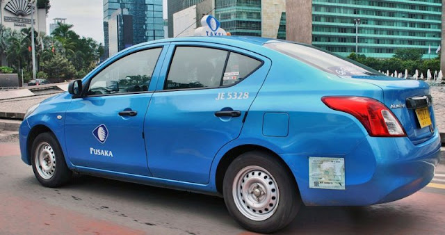 Harga Mobil Bekas Taxi Nissan Almera