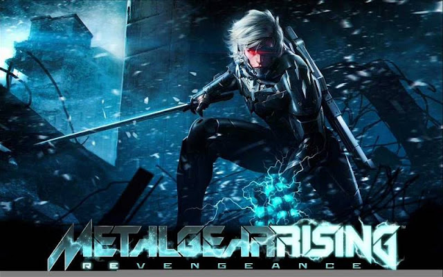 download game metal gear rising revengeance pc highly compressed