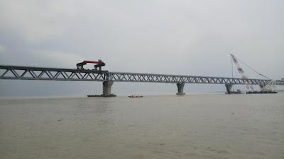 Padma bridge latest photo 2021