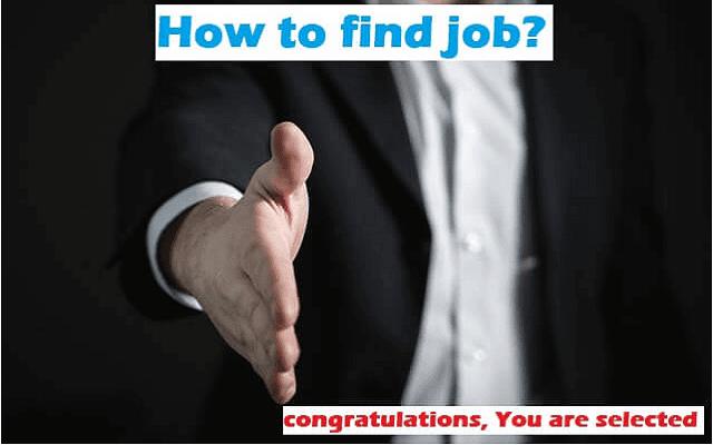 6 Best Ways to Find Jobs In India 2020