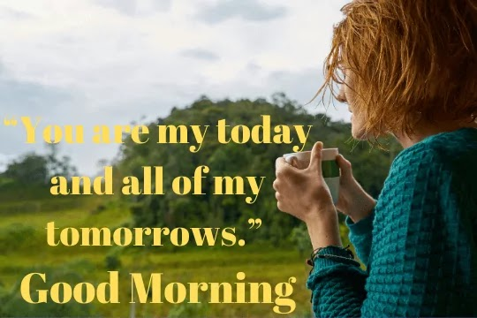 Story With Good Morning Quotes