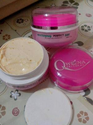 Cream Siang/pagi/day Qweena Terbaru