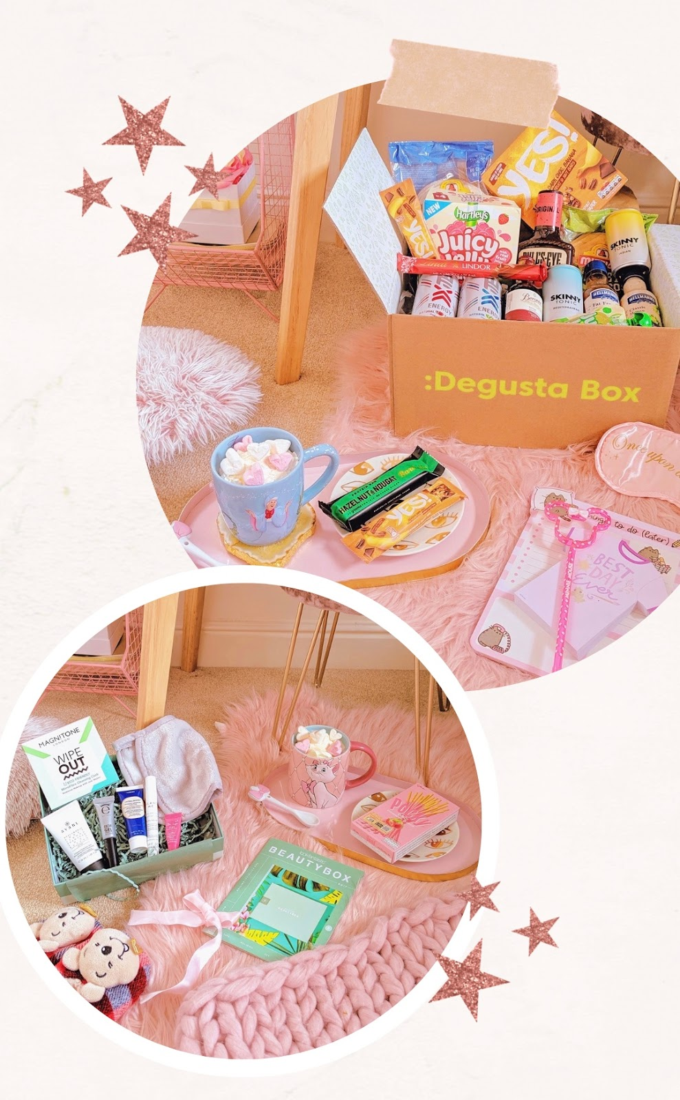 What's inside my May Subscription Boxes? Degusta Box & Look Fantastic!