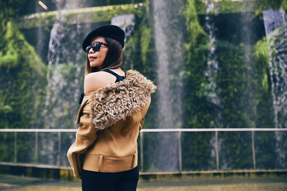 Crystal Phuong x Kimora Lee Simmons: Bomber jacket 4