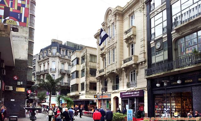 Via Sarandi | Ciudad Vieja, Montevideo