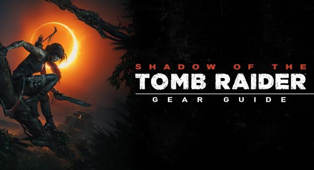 Guia de Equipamento de Shadow of de Tomb Raider