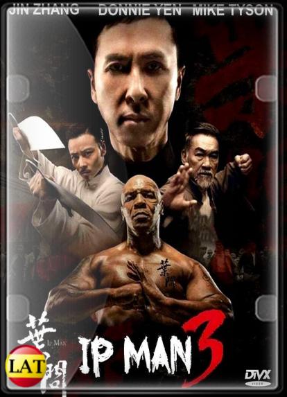 Ip Man 3 (2015) DVDRIP LATINO