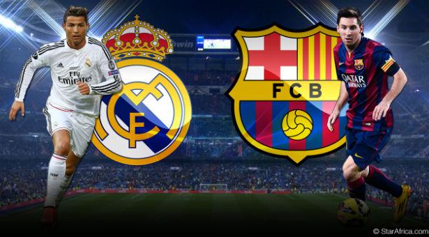 بث مباشر  مشاهدة مباراة ريال مدريد وبرشلونة في كلاسيكو الدوري الإسباني