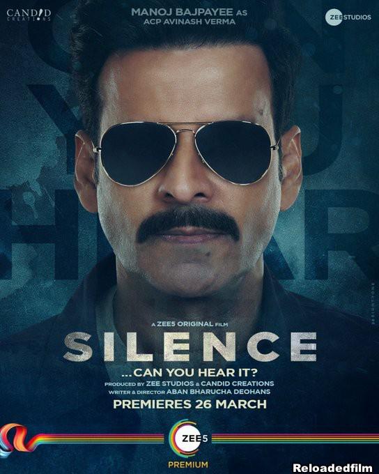 Silence: Can You Hear It 2021 Hindi Movie 480p 720p 1080p