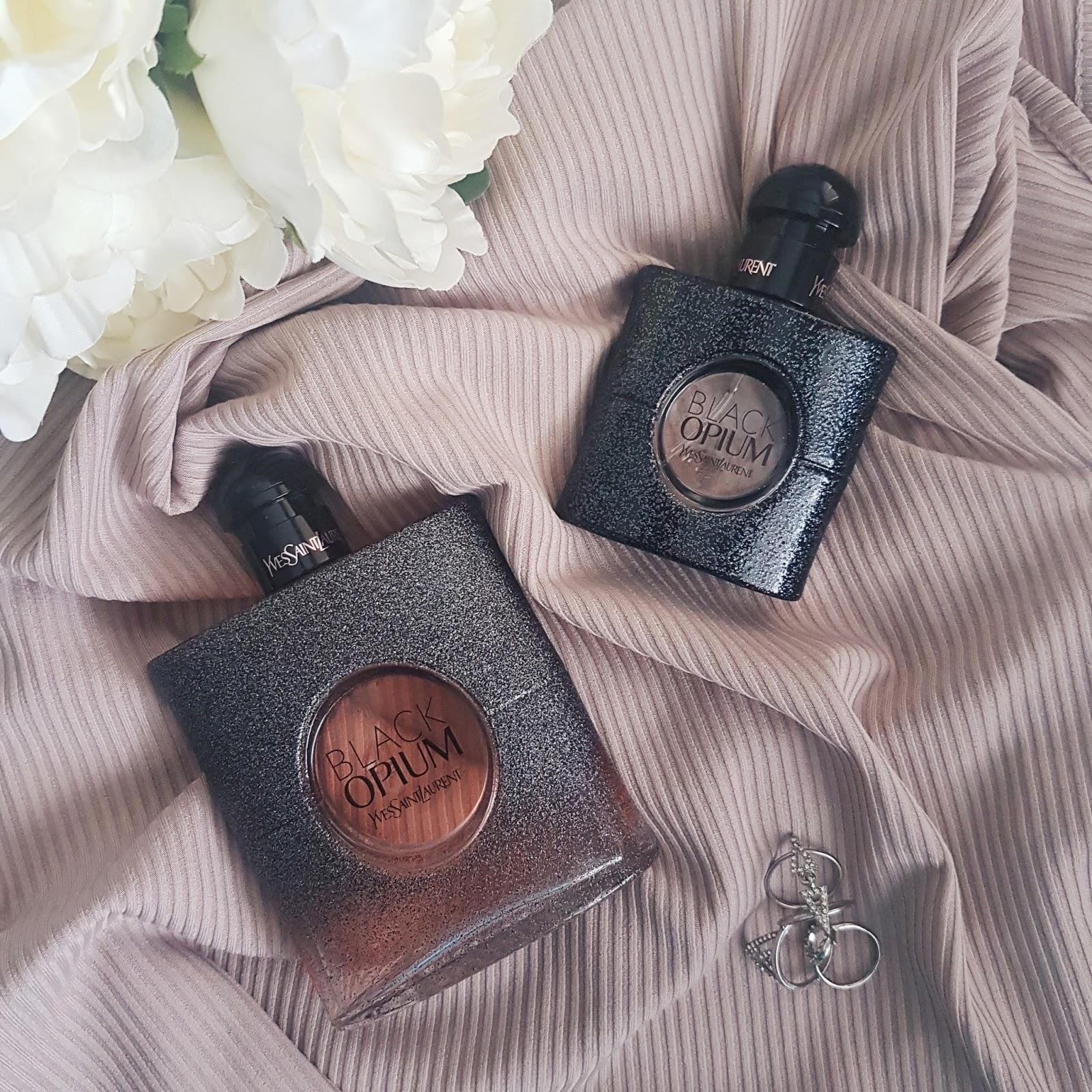 YSL Black Opium Perfume