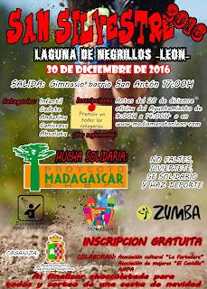 San Silvestre Laguna de Negrillos 2016