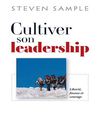Cultiver son Leadership-livre STEVEN SAMPLE-PDF