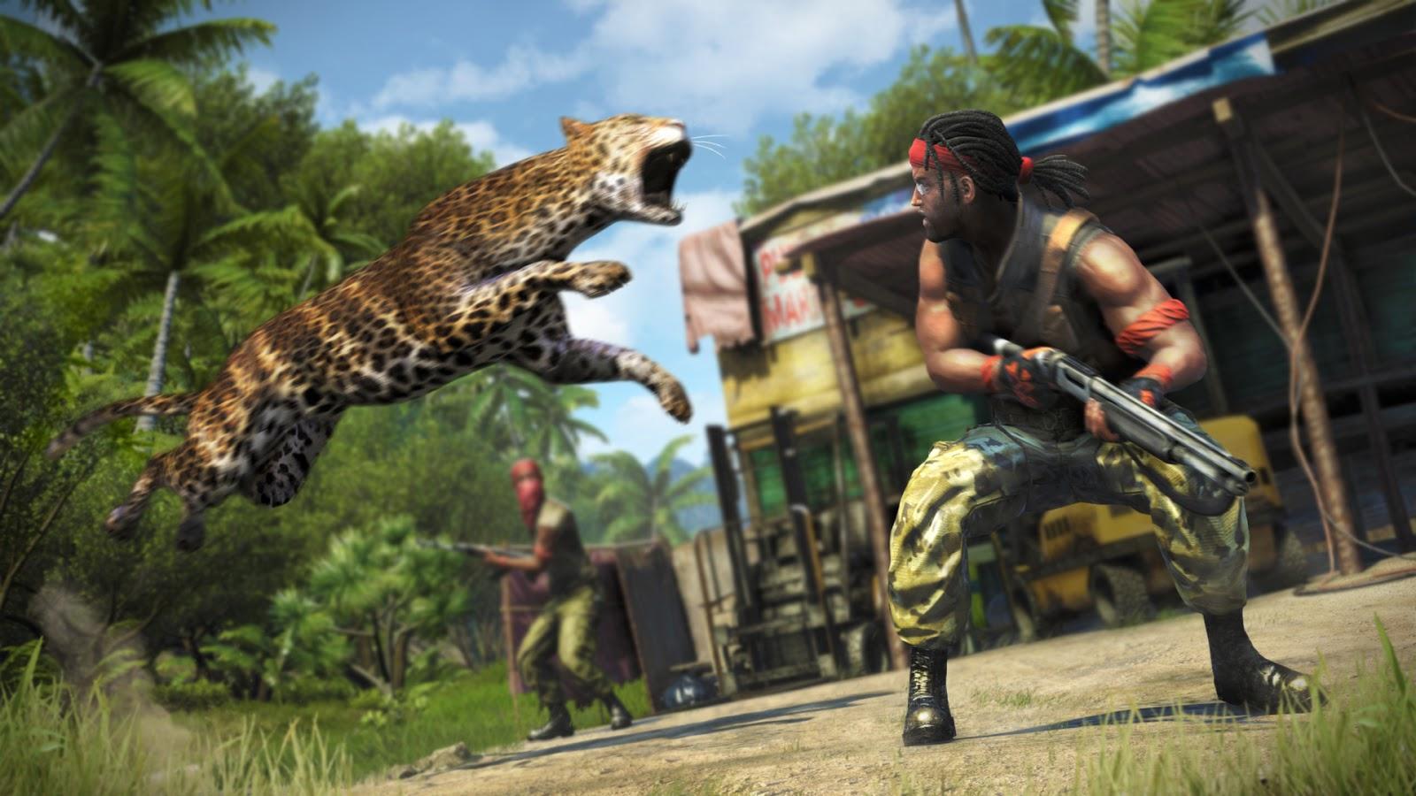 Far Cry 3 PC ESPAÑOL REPACK 2 DVD5 (JPW) 1