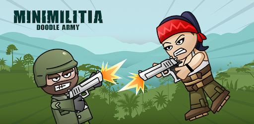 Mini Militia MOD SHD Apk Download - Unlimited health & Ammo! (No Root)