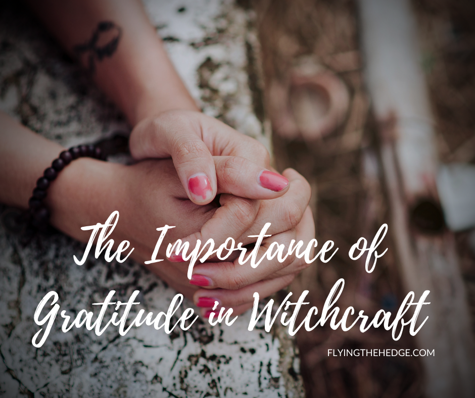 witchcraft, gratitude, Law of Attraction
