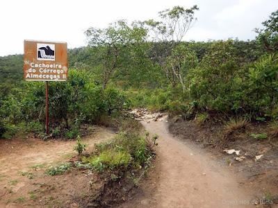 Chapada dos Veadeiros - Cachoeira Almecegas - Fazenda São Bento