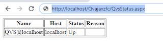 QvsStatus.aspx QlikView