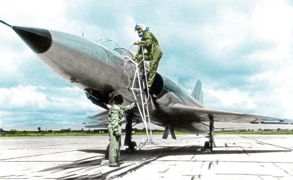 cazabombardero hf24 marut