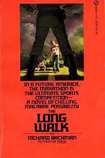 The Long Walk - Book Horror- Stephen King