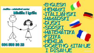 Misliša i Igriša Jezičko-edukativni centar