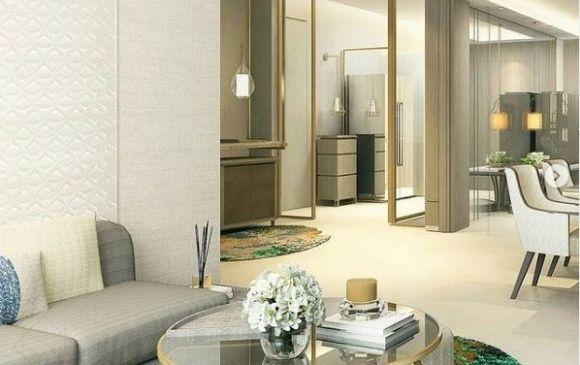Gambar Ruang dalam Apartemen Sudirman Suites Makassar