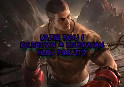 Hero Paquito Mobile Legend