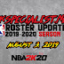 2KSPECIALIST'S NBA 2K19 ROSTER UPDATE (08.3.19) RELEASED!