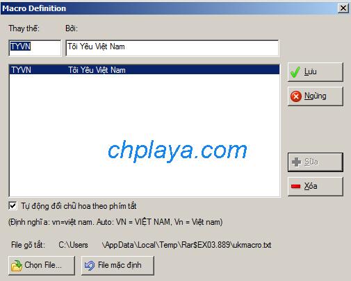 Tải Unikey mới nhất - Download Unikey 4.3 RC4 miễn phí về máy tính b