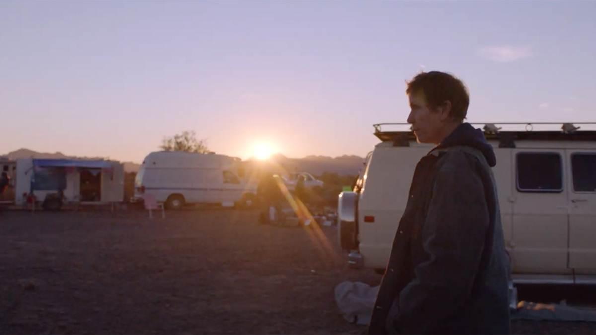 Fern di lokasi kumpul para nomaden