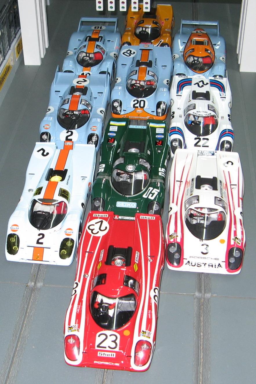 Can Am Roadster >> TS-Slotcars: Porsche 917 - Meeting 1:24