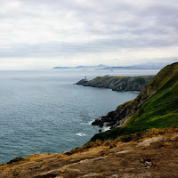 Dublin Images: Howth Cliff Walk